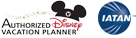 Authorized Disney Vacation Planner, IATAN